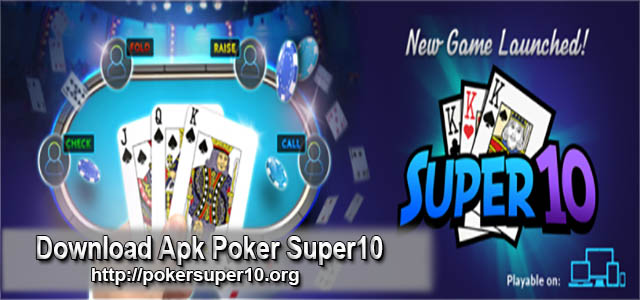 Download Apk IDN Poker Super10
